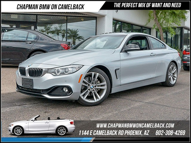 2014 BMW 4-Series 428i 14971 miles Sport Line Driver Assistance Package Phone hands free Wirel