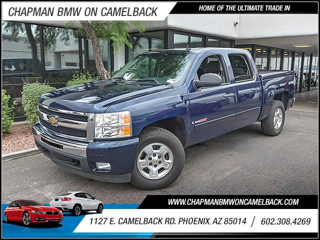 2007 Chevrolet Silverado 1500 LT Crew Cab 103407 miles 6023852286 1127 E Camelback Rd Chapm