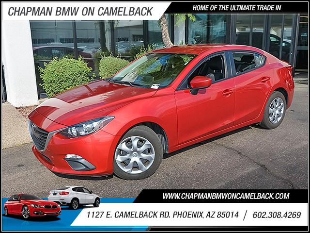2015 Mazda MAZDA3 i Sport 39555 miles 6023852286 1127 E Camelback Rd Chapman Value center o