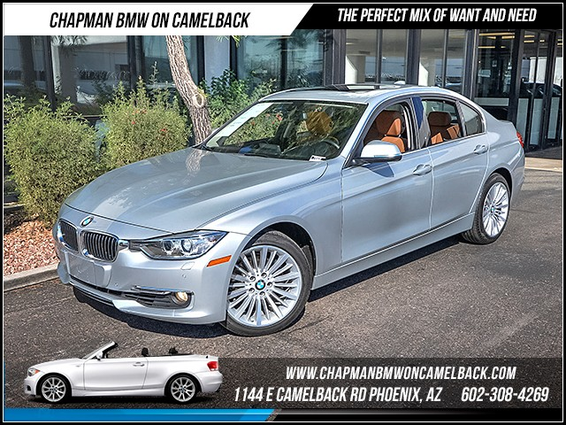 2012 BMW 3-Series 328i 23345 miles Luxury Line Premium Package Technology Package Cold Weather