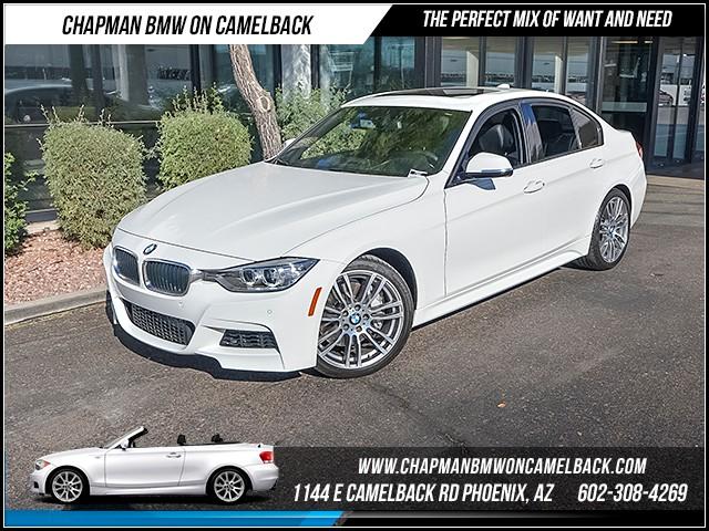 2014 BMW 3-Series Sdn 335i Mspt Prem Nav Driver Assist 12362 miles 1144 E Camelback Rd 602385