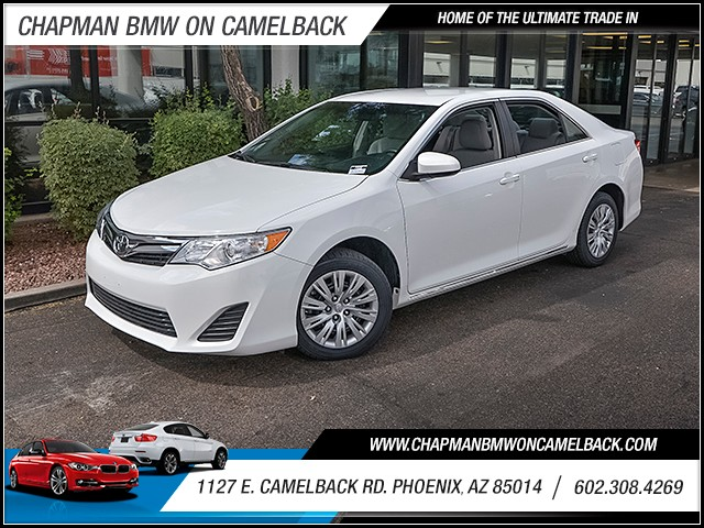 2014 Toyota Camry LE 18347 miles 6023852286 1127 E Camelback Rd Chapman Value center on Cam