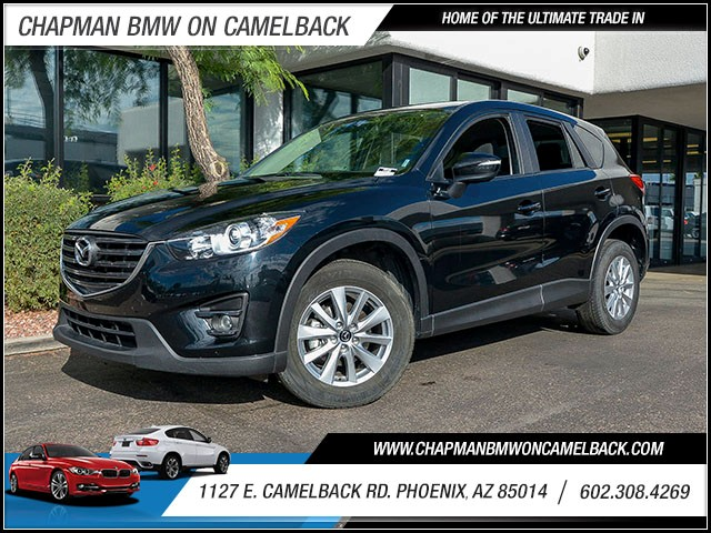 2016 Mazda CX-5 Touring 37159 miles 6023852286 1127 E Camelback Rd Chapman Value center on
