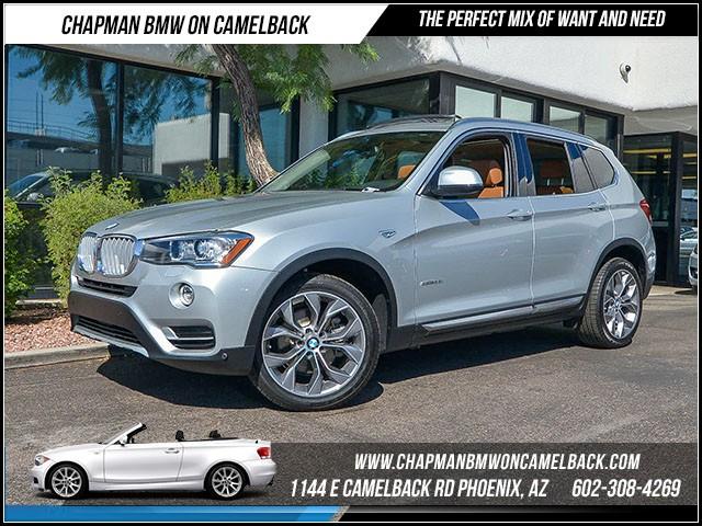 2016 BMW X3 sDrive28i Xline PremTechLighti 11646 miles 1144 E Camelback Rd 6023852286 Ce