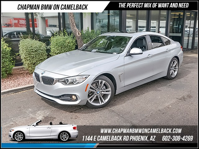 2016 BMW 4-Series 428i Gran Coupe Lux Line PremTe 7934 miles 1144 E Camelback Rd 6023852286