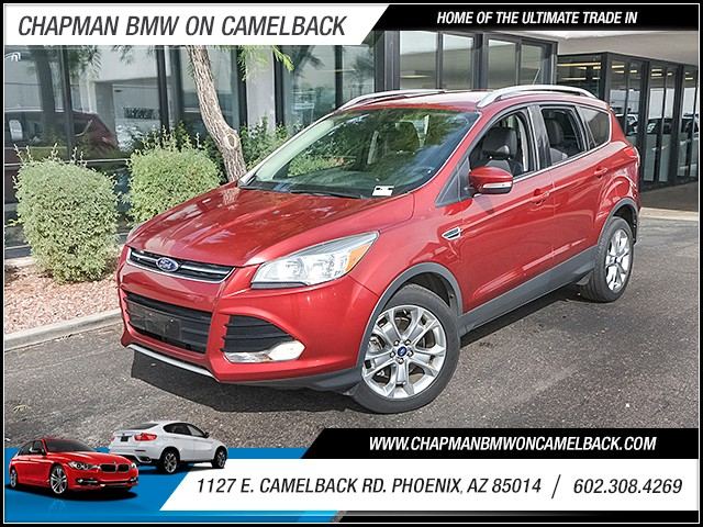 2014 Ford Escape Titanium 35496 miles Wireless data link Bluetooth Real time traffic Electronic