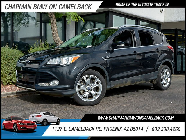 2014 Ford Escape Titanium 39244 miles 6023852286 1127 E Camelback Rd Chapman Value center o