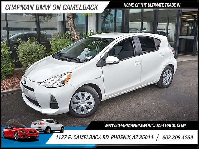 2013 Toyota Prius c Two 34556 miles Wireless data link Bluetooth Phone hands free Cruise contro