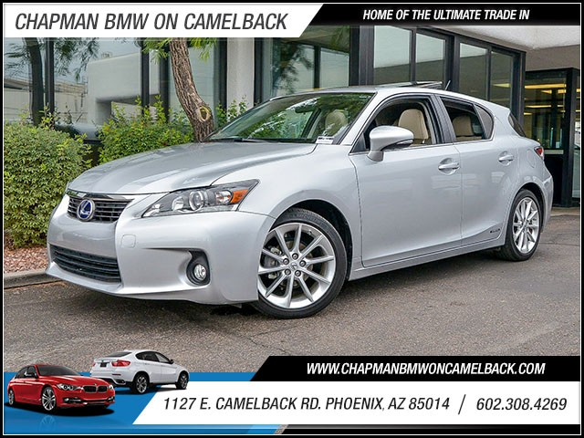 2013 Lexus CT 200h 16585 miles Wireless data link Bluetooth Phone voice activated Cruise contro