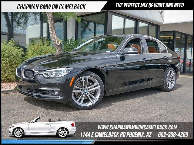 2016 BMW 3-Series Sdn 328i 4226 miles Certified Black Friday Sales Event Exclusively at 1144 E C
