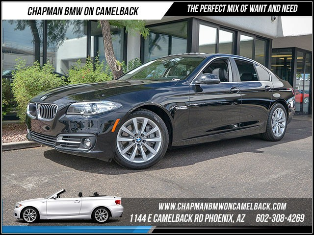 2016 BMW 5-Series 535i Prem Pkg Nav 3696 miles Certified Year End Sales Event Exclusively at 1144