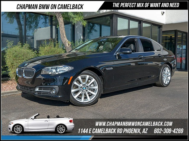 2016 BMW 5-Series 535i Prem Pkg Nav 5496 miles Certified Year End Sales Event Exclusively at 1144