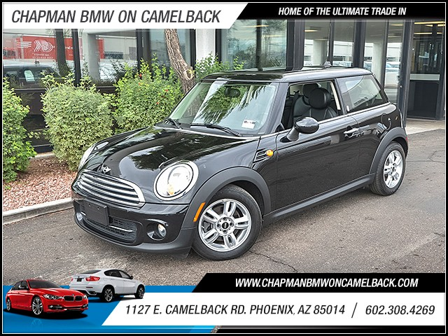 2013 MINI Hardtop Cooper 34338 miles Wireless data link Bluetooth Phone hands free Cruise contr