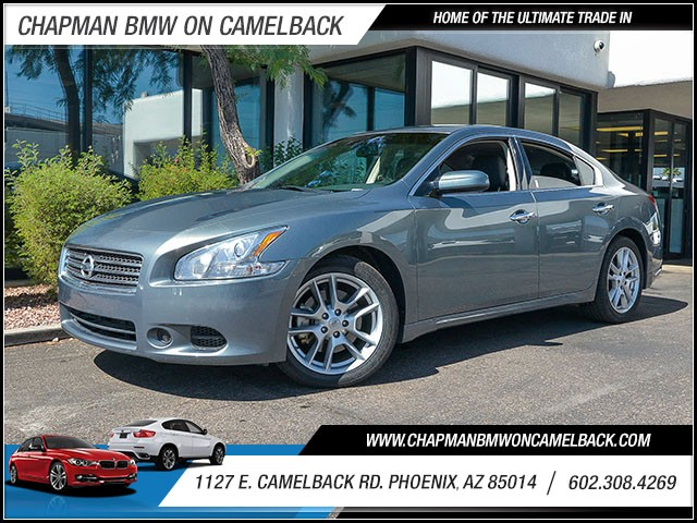 2010 Nissan Maxima 35 SV 85212 miles 60238522861127 E Camelback Rd Chapman Value center on