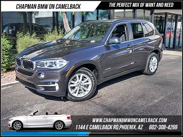 2015 BMW X5 xDrive35d Prem Pkg Nav 13229 miles 1144 E Camelback Rd 6023852286 Certified Pr