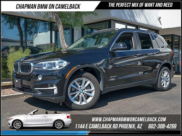 2015 BMW X5 sDrive35i 37664 miles Satellite communications BMW Assist Wireless data link Bluetoo