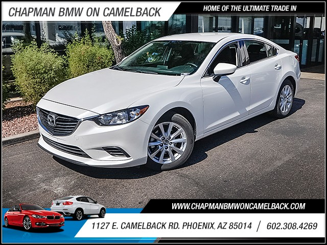 2016 Mazda MAZDA6 i Sport 40653 miles 60238522861127 E Camelback Rd Chapman Value center on