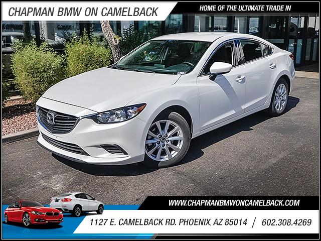 2016 Mazda MAZDA6 i Sport 40653 miles 60238522861127 E Camelback Rd Chapman Value center on