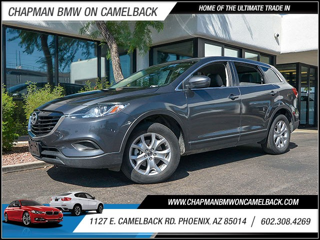 2015 Mazda CX-9 Touring 40700 miles 60238522861127 E Camelback Rd Chapman Value center on C