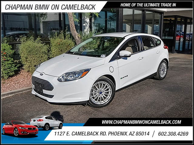 2014 Ford Focus Electric 39914 miles Wireless data link Bluetooth Phone hands free Phone voice