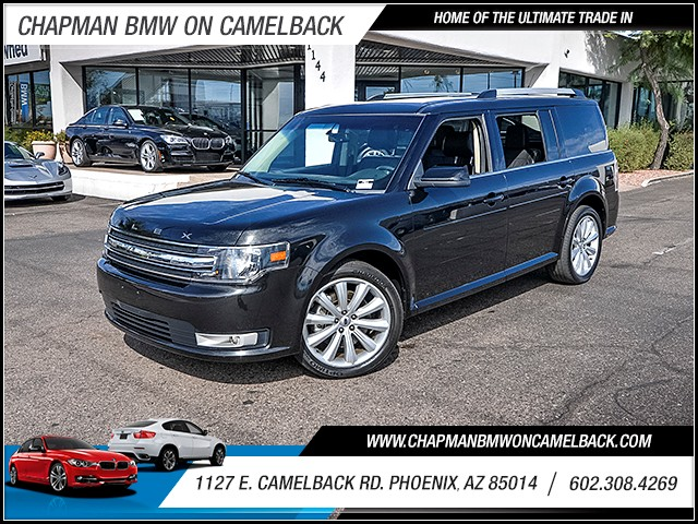 2013 Ford Flex SEL 45486 miles 60238522861127 E Camelback Rd Chapman Value center on Camelb