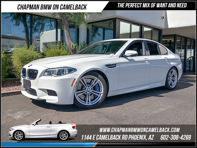 2015 BMW M5 24085 miles Competition Package Driver Assistance Plus Executive Package 20 M for