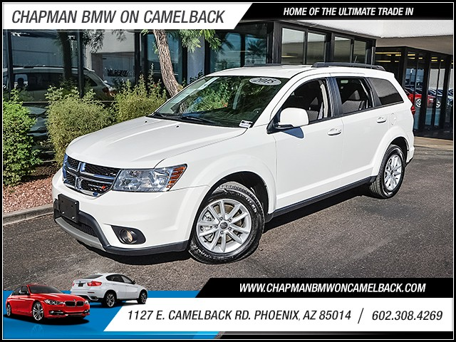 2015 Dodge Journey SXT 41338 miles 3rd row seats Cruise control 2-stage unlocking doors Power