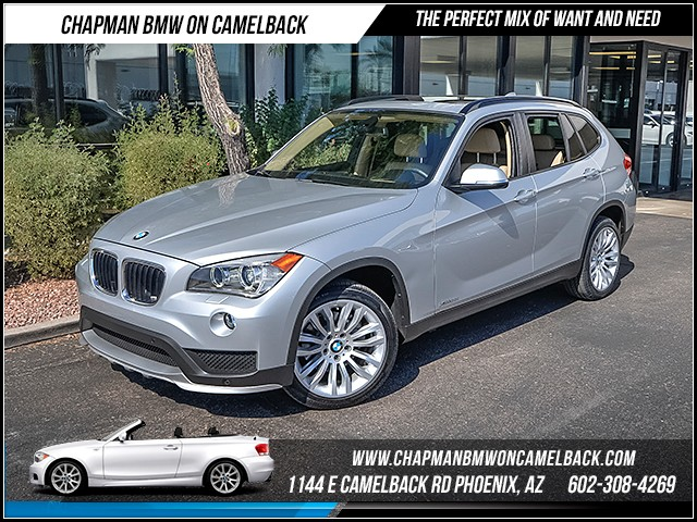 2015 BMW X1 xDrive28i 23150 miles Ultimate Package Lighting Package Cold Weather Package Satel
