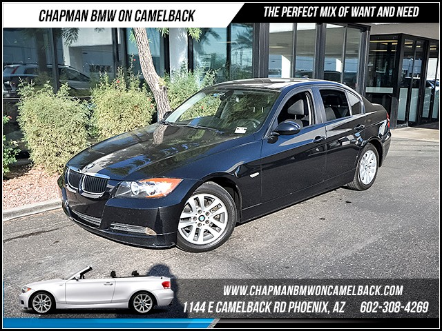 2007 BMW 3-Series Sdn 328i 85900 miles Premium Package Navigation System Phone pre-wired for ph