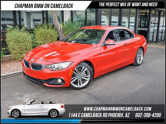 2016 BMW 4-Series 428i 9839 miles Technology Package Premium Package Sport Package Driving Ass