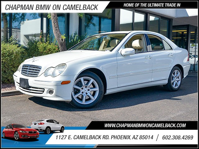 2007 Mercedes C-Class C280 Luxury 4MATIC 73250 miles Cruise control Power door locks Anti-theft