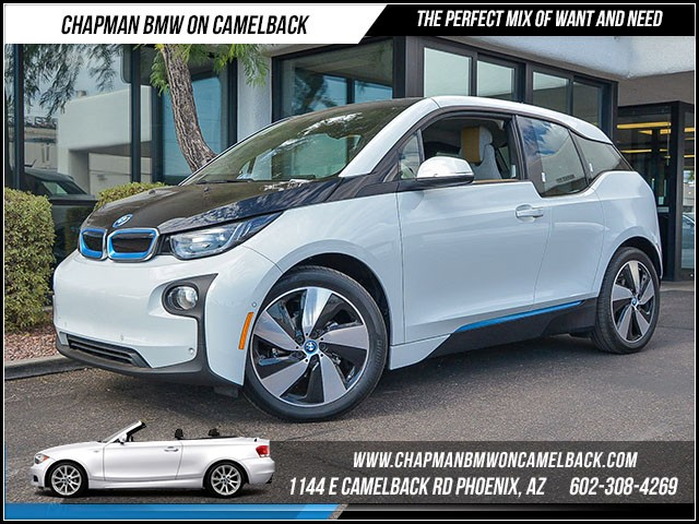 2014 BMW i3 22840 miles Giga World Tech  Driving Assist Package Parking Assistance Package Sa