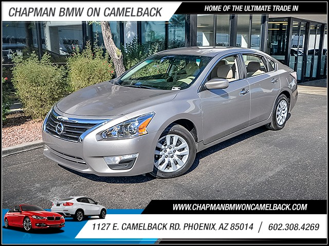 2015 Nissan Altima 25 S 26327 miles Wireless data link Bluetooth Phone pre-wired for phone Pho