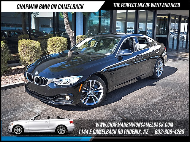 2016 BMW 4-Series 435i Gran Coupe SportTechDrive 5525 miles Certified Black Friday Sales Event