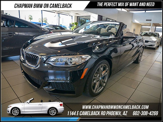 2016 BMW 2-Series M235i 4583 miles Technology Package Satellite communications BMW Assist Wirel