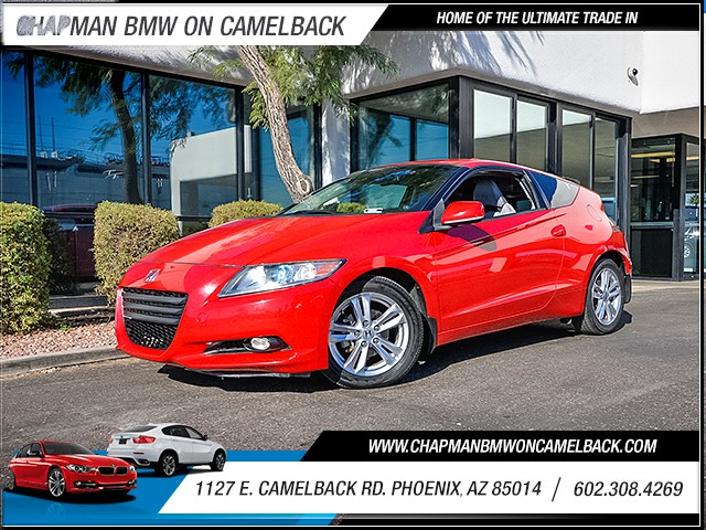 2011 Honda CR-Z EX wNavi 48464 miles Cruise control Navigation system DVD Power door locks St