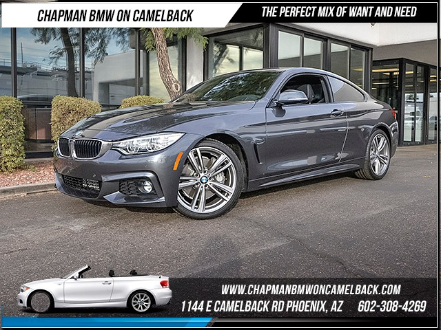 2016 BMW 4-Series 435i 4691 miles M Sport Package Technology Package Driving Assistance Package