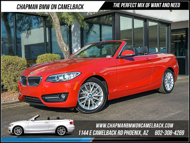 2016 BMW 2-Series 228i 6820 miles Sport Package Premium Package Technology Package Driver Assi