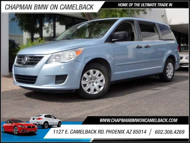 2012 Volkswagen Routan S 27824 miles 602 385-2286 1127 E Camelback HOME OF THE ULTIMATE TRAD