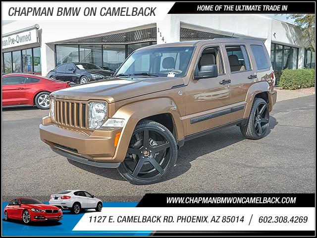 2012 Jeep Liberty Latitude 67525 miles 6023852286 1127 E Camelback Rd Chapman Value center