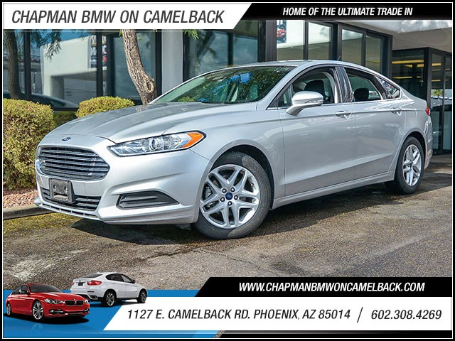2016 Ford Fusion SE 41698 miles 6023852286 1127 E Camelback Rd Chapman Value center on Came