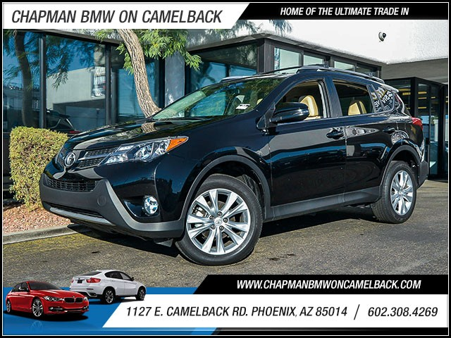 2013 Toyota RAV4 Limited 34819 miles Navigation system hard drive Cruise control Anti-theft sys