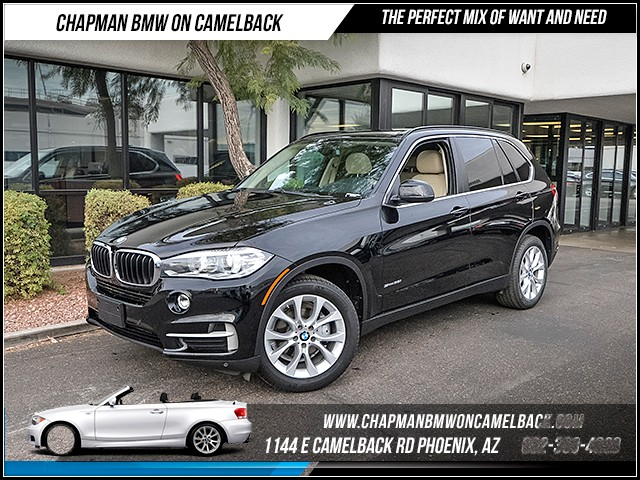 2016 BMW X5 sDrive35i 23125 miles Satellite communications BMW Assist Wireless data link Bluetoo