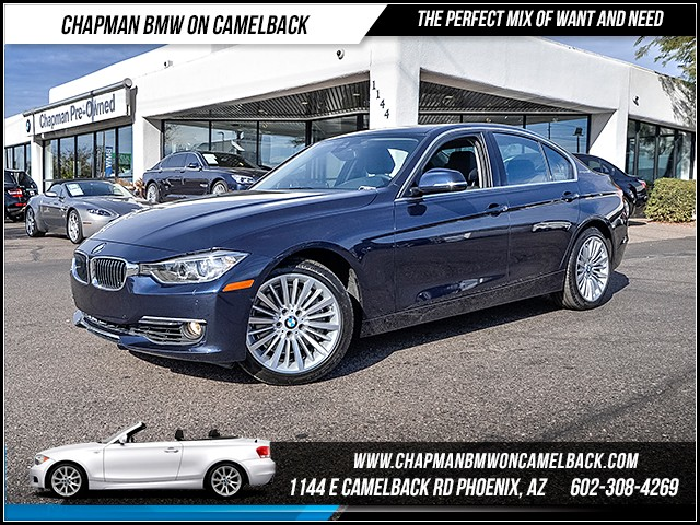 2015 BMW 3-Series Sdn ActiveHybrid 3 16117 miles Luxury Line Premium Package Technology Package
