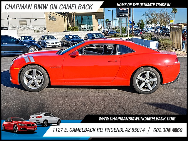 2015 Chevrolet Camaro LT 18517 miles PRE-OWNED BLACK FRIDAY SALE Now through the end of Novemb