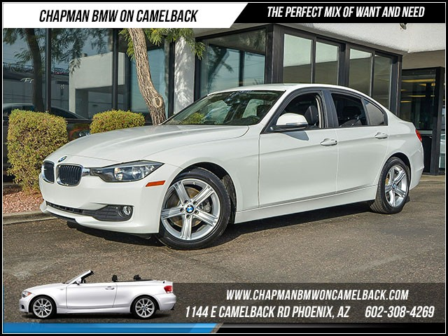 2014 BMW 3-Series Sdn 320i 32246 miles Certified Black Friday Sales Event Exclusively at 1144 E