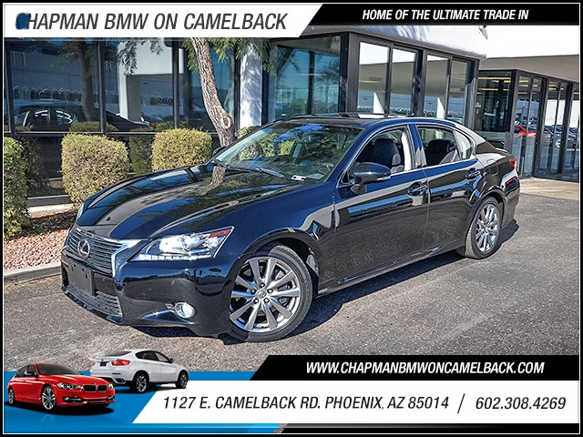 2013 Lexus GS 350 22935 miles Wireless data link Bluetooth Cruise control Anti-theft system al