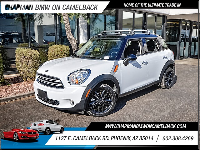 2015 MINI Cooper Countryman 40925 miles PRE-OWNED YEAR END SALE Now through the end of Decembe