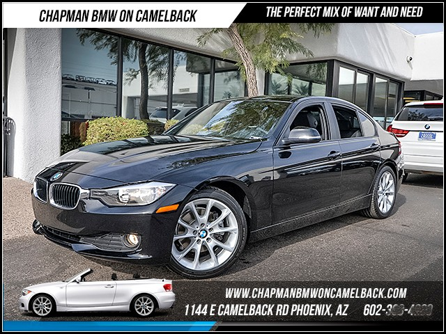2014 BMW 3-Series 320i 7556 miles Sport Package Satellite communications BMW Assist Wireless da