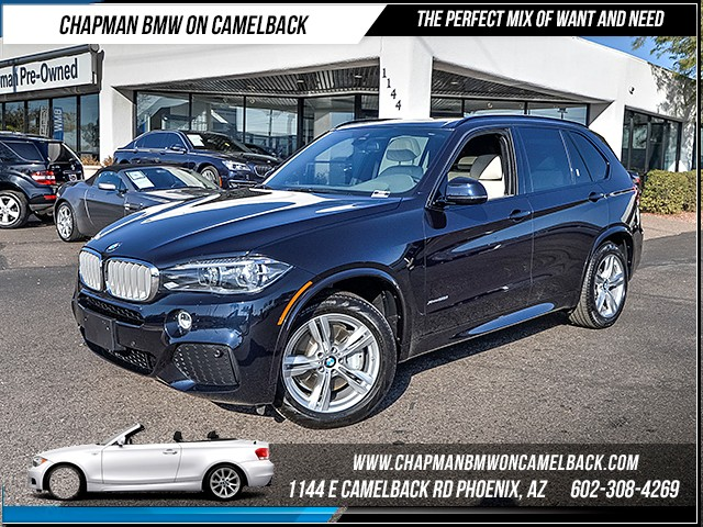 2016 BMW X5 xDrive50i Mspt Exec Nav Driver A 11073 miles M Sport Package Executive Package Driv